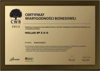 or hollas cwb 2012